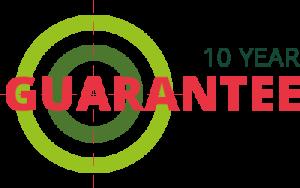JKE 10 Year Guarantee