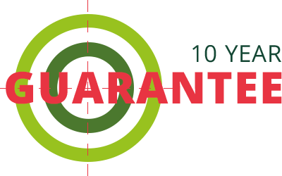 JKE 10 Year Guarantee